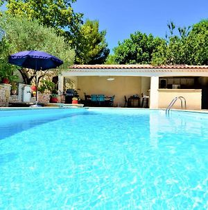 Beautiful Home In St-Saturnin-Les-Avigno With Outdoor Swimming Pool And Wifi photos Exterior