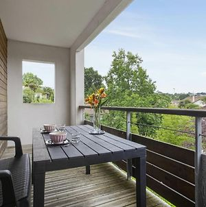 Bright Flat With Balcony And Garage In Anglet - Welkeys photos Exterior