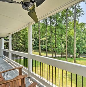 Hiawassee Hideaway With Fire Pit 10 Mi To Lake photos Exterior