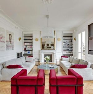 Luxurious Penthouse Near Champs Elysees And Front Of Eiffel Tower Apartment News photos Exterior