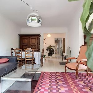 Nice Apartment With Garden And Pool In Antibes photos Exterior