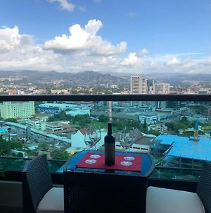 Jf Luxury And Modern 3 Bedroom Apartment With Pool, Awesome Views In The Heart Of Tegucigalpa photos Exterior
