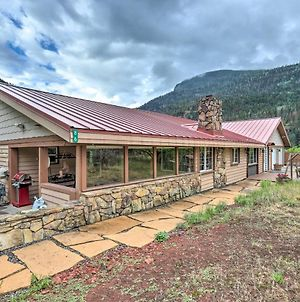 Ouray Home With Patio - 3 Miles To Downtown! photos Exterior
