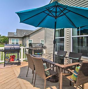 Chic Ocean View Home About 5 Mi To Bethany Beach! photos Exterior