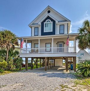 Waterfront Gulf Shores Home With Boat Launch! photos Exterior