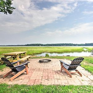 Edgewater Escape With Boat Launch And Deck! photos Exterior