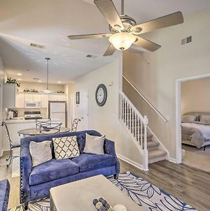 North Myrtle Beach Townhome With Community Pool photos Exterior