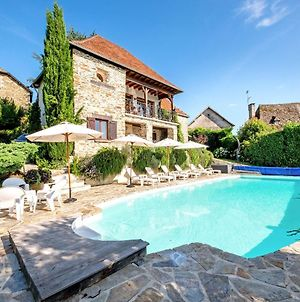 Plush Holiday Home In Altillac With A Private Swimming Pool photos Exterior