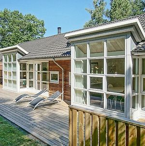 Four-Bedroom Holiday Home In Hasle 4 photos Exterior