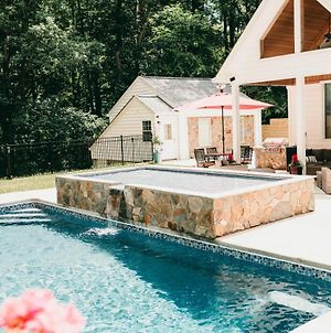 Oasis Of Martinsville Pool Private Guest House photos Exterior