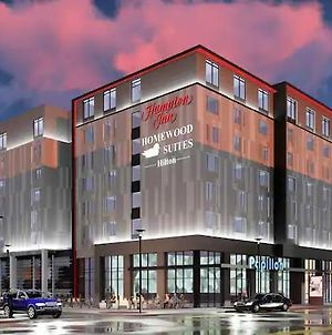 Homewood Suites By Hilton Indianapolis Canal Iupui photos Exterior