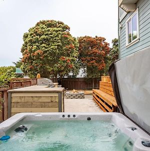 Beach Bungalow W Private Hot Tub Fire Pit Bbq Walk 2 Food & Activities photos Exterior