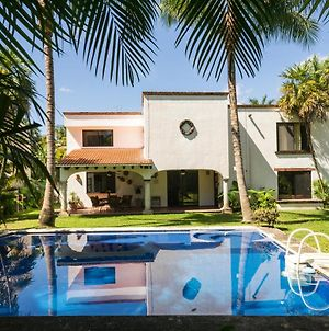 Private Pool And Garden - Near Cancun Airport - Great For Big Families photos Exterior
