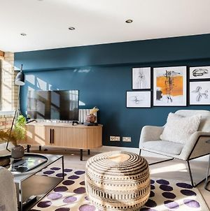 The Wapping Wharf - Modern & Bright 2Bdr Flat On The Thames With Parking photos Exterior