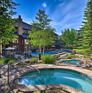 Ski-In And Ski-Out Breck Condo With Amenity Access! photos Exterior