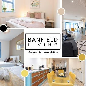 Spacious Contractor House For Large Groups - City Center By Banfield Living Oxford photos Exterior