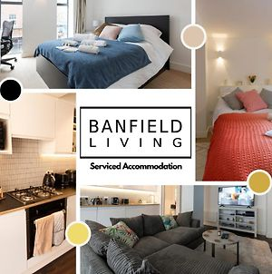 The New52 By Banfield Living Oxford - Bespoke 2 Bed Luxury Apartment In The Heart Of Oxford City Center photos Exterior