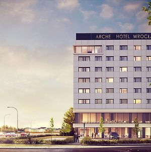 Arche Hotel Wroclaw Airport photos Exterior