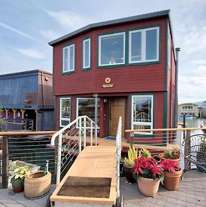 Floating Home In Sausalito! 3 Floors With 2Br & 3Ba Home photos Exterior