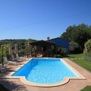 Holiday Home In Monteroberto With A Private Swimming Pool photos Exterior