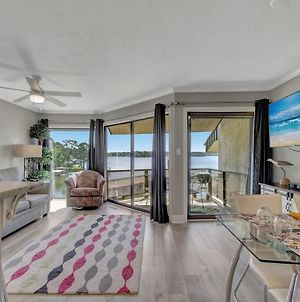 Lakefront Condo With Boat Slip 1 Minute To Mall photos Exterior