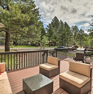 Wooded Munds Park Cabin - 20 Mi To Flagstaff! photos Exterior