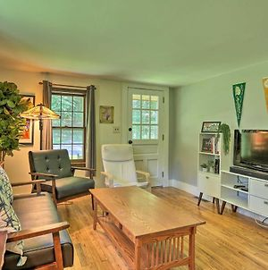 Narrowsburg Home In The Woods With 2 Fire Pits! photos Exterior