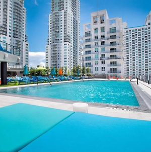 Amazing Ocean&City View In Miami With Pool&Gym 2Bd photos Exterior
