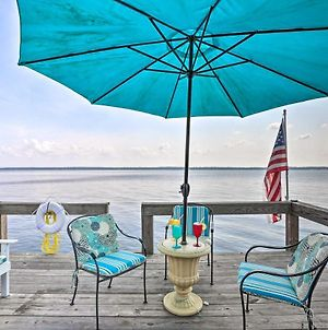 Idyllic Waterfront Escape With Private Dock! photos Exterior