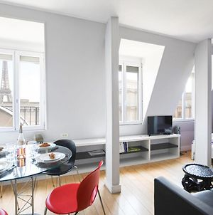 Guestready - Bright And Cosy Apt W Eiffel Tower View! photos Exterior