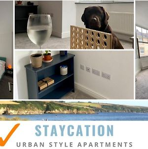 **Relax In Cornwall - Heritage Town, Modern Apt, Dog-Friendly** photos Exterior