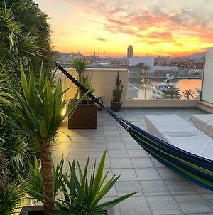 31 Nights Plus Luxury Aircon Beach Apartment Barcelona With Incredible Views photos Exterior