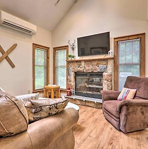 Tannersville Cabin With Game Room And Gas Grill! photos Exterior