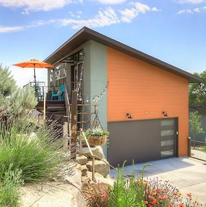 Chic And Modern Boise Studio With Foothills View! photos Exterior