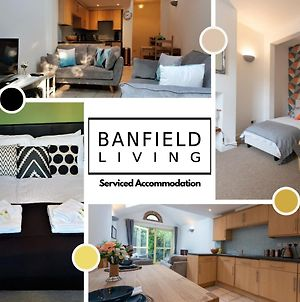 Contractors Oxford Fiftyone By Banfield Living - Large 3 Bed Oxford Home With Parking And A Private Garden Area photos Exterior