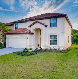 2604 - New Listing Beautiful Home Away From Home With Free Propane For Bbq Grill, Private Pool, And Game Room 15 Minutes From Disney And 2 Minutes From Medieval Times photos Exterior