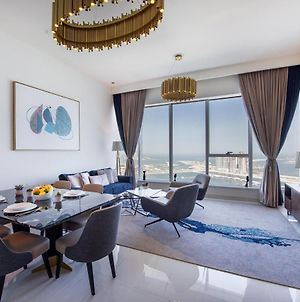 Fabulous 2 Bedroom Palm And Marina View Residency photos Exterior