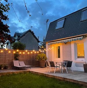 Nice House With Garden On The Heights Of Trouville-Sur-Mer - Welkeys photos Exterior