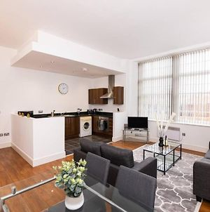 Luxury One Bedroom Apartment In Central Liverpool L3. photos Exterior