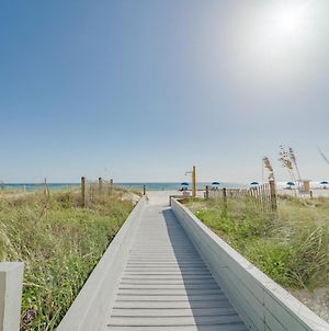 Continental 118, 1Br, Pool, Gulf Front, Wi-Fi, Sleeps 6 photos Exterior