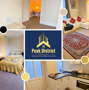 3 Bedroom Apartment At Peak District Holiday Lets Serviced Accommodation Buxton - 27 Market Mews photos Exterior