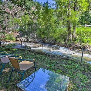Idaho Springs Cottage With Creek Access And Grill photos Exterior