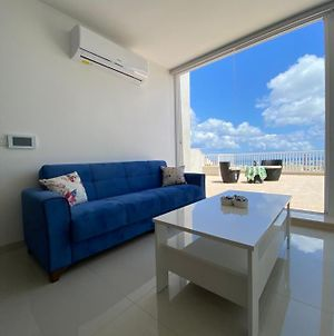 Sunshine Apartments Mellieha - Modern Two Bedroom Penthouse With Terrace photos Exterior