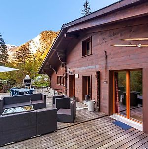 Charming Little Chalet For 6 Person Near Grindelwald photos Exterior