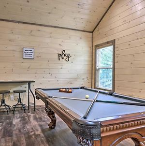 Smoky Cove Cabin With Private Hot Tub And Views! photos Exterior