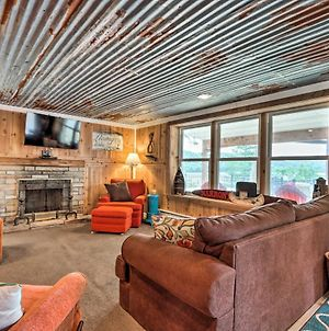 Lakefront Rocky Mount Property With 4 Cabins! photos Exterior
