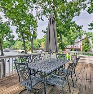 Lakefront Rocky Mount Escape With Dock And Grill! photos Exterior