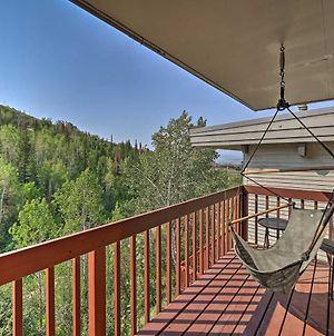 Ski-In And Out Steamboat Escape With Hot Tub Access photos Exterior