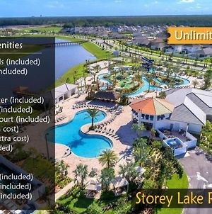 Launch Offer!! Fantabulous Brand New Condo Unlimited Access To Waterpark 15 Min Disney photos Exterior