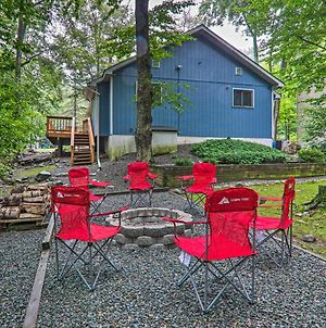 Cozy Tobyhanna Cottage With Deck And Pool Access! photos Exterior